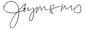 Jennifer Lyons Signature